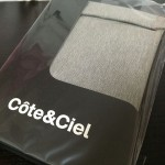 Cote&Ciel Fabric Pouch for iPad Air