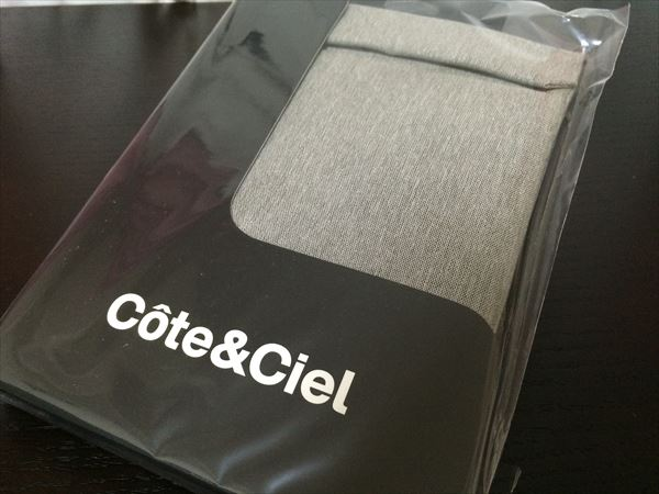 Cote&Ciel Fabric Pouch for iPad